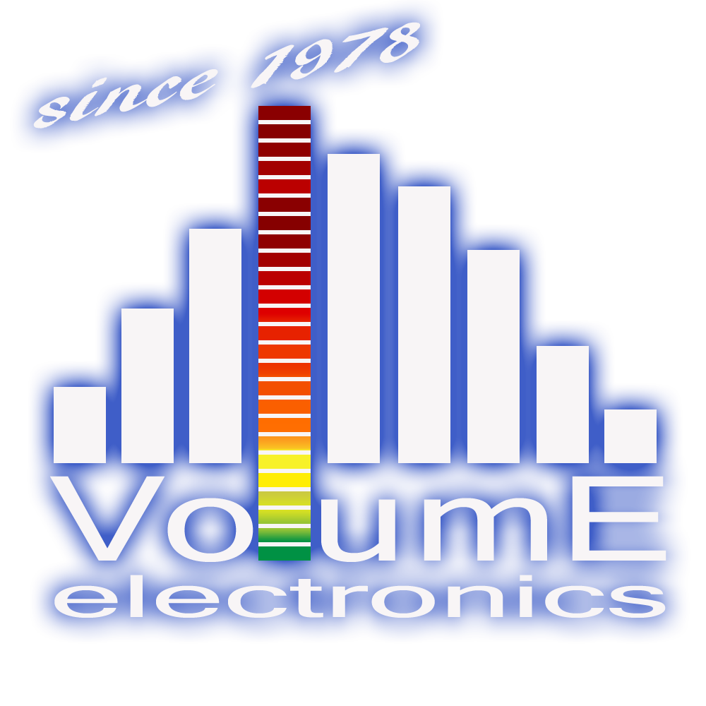volume graph logo web